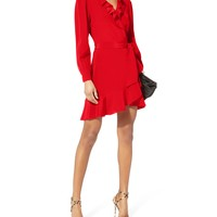 Aviana Wrap Dress