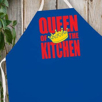 2077 Queen of the Kitchen (Attitude Aprons)