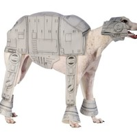 Rubies Costume Star Wars At-At Pet Costume, Small