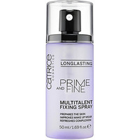 Catrice Prime & Fine Multitalent Fixing Spray | Ulta Beauty