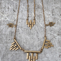Olivia Geometric Necklace