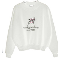 Ready for Love Sweater