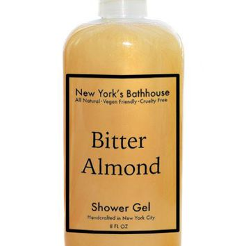Bitter Almond Shower Gel