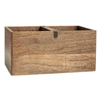 Wooden Storage Box - from H&M
