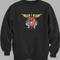 Bon Jovi The Circle Tour Live Sweater for Mens Sweater and Womens Sweater *