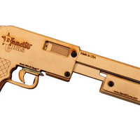 Bandit Rubber Band Sheriff Shotgun Kit