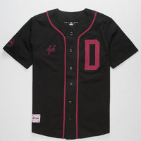 DGK World Is Yours Mens Baseball Jersey