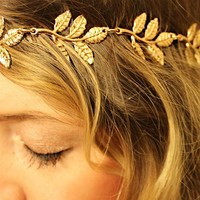 """Why Yes, I Am a Grecian Goddess!"" Headband from Hunny Bun™ on OpenSky"
