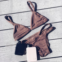 Hot Swimsuit Summer Beach New Arrival Sexy Swimwear Bikini [11423622223]