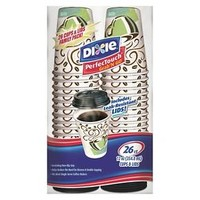 Dixie® PerfecTouch® Grab 'N Go® Cups & Lids - 26 Count (12 oz)