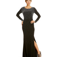 Xscape Beaded Gown | Dillards