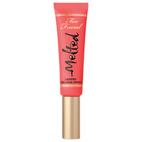 Too Faced Melted Liquified Long Wear Lipstick, Melted Melon