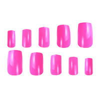 NEON PRESS ON NAILS