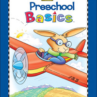 preschool workbooks 32 pages-preschool basics