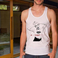 Miley Cyrus Shirt We Can't Stop tank top by gilalo
