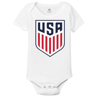 USA Soccer Baby Onesuits
