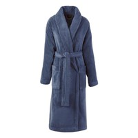 Caresse Orient Blue Bathrobe
