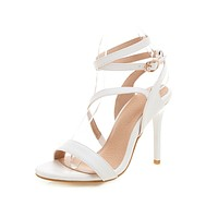 Women's High Heel Summer Stiletto Heel Sandals