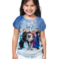 Frozen Kids T-shirt