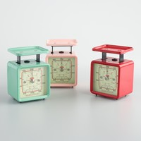 Mini Retro Kitchen Scale Set of 3