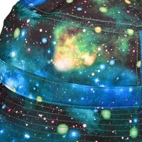 B2 – GALAXY BUCKET HAT – BLUE