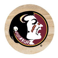 Thirstystone Drink Coaster Set, Florida State University