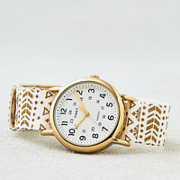 Timex Cream Reversible Weekender™ Watch, Cream