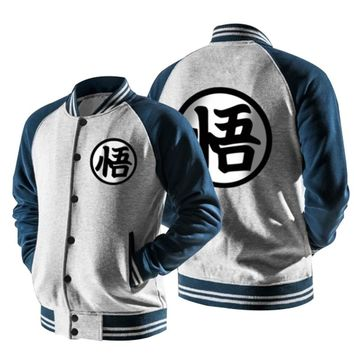 New Japanese Anime Dragon Jacket size mlxl