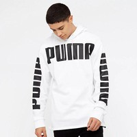 Puma men's wear fallow Puma men's wear for fall 2018 new style couples knitted hoodie hoodie pullover casual wear