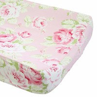Sunshine Roses - Changing Pad Cover