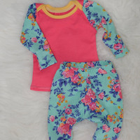 baby girl outfit, newborn girl clothes, preemie girl clothes, baby outfit, newborn girl outfit, girl coming home outfit