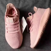 """""""ADIDAS"""" Trending Fashion Casual Sports Shoes Pale Nude-Pink"""