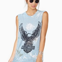 Live Fast Muscle Tee