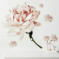 Oversized Flower Decal