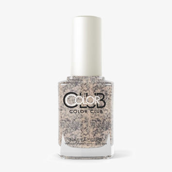 Color Club Soft Baked Nail Polish (Cookies & Cream Collection)