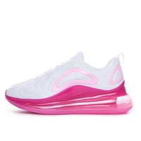 Nike Air Max 720 White&Pink Women Sneaker