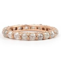 Catbird :: WHAT'S NEW: jewelry :: Rustic Diamond Eternity Band