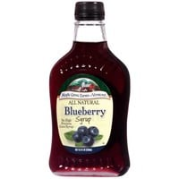 Maple Grove Farms of Vermont® Blueberry Syrup 8.5 fl. oz. Bottle - Walmart.com