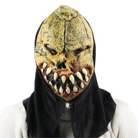New Halloween Masquerade Mask 2016 New Horror Skull Face Mask Latex Horror Ghost Mask Party Cosplay Masks