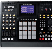 MPC5000 : Akai Professional - Iconic music production gear, including the legendary MPC