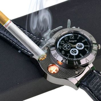Perpetual Spark Watch W/Lighter