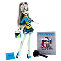 Monster High Picture Day Frankie Stein