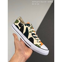Converse x BILLY'S cheap mens and womens Fashion Canvas Flats Sneakers Sport Shoes