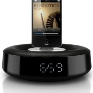Philips Fidelio DS1110/37 30-Pin iPod/iPhone Speaker Dock (Discontinued by Manufacturer)