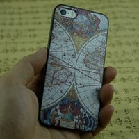 World map iphone 5 phone case iphone 4s otterbox iphone 5s case cheap design iphone 4s case galaxy s4 s5 note 3 phone case iphone 5 otterbox