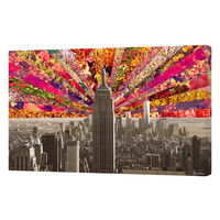 Curioos Blooming NY by Bianca Green (Canvas)
