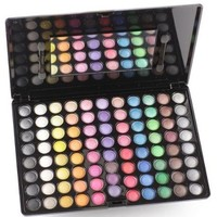 SHANY Eyeshadow Palette, Ultra Shimmer, Studio Colors for Smokey Eyes, 13-Ounce