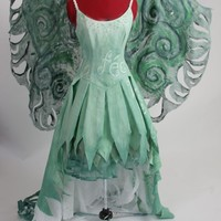 Absinthe Fairy - La Fee Verte - The Green Fairy Gown - Made to Order