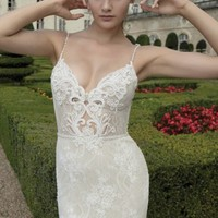 Alon Livné Mia Embroidered Gown (In Selected Stores Only) | Nordstrom