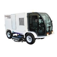 Cyclone CY5500 - Outdoor Ride-On High Pressure Surface Cleaner with Full Recovery and Recycle